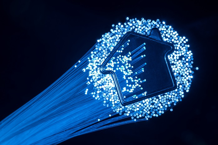 fiber optic net
