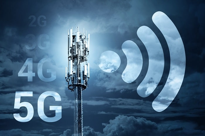 Best Business Internet Providers 5G Fast speed Wireless internet connection