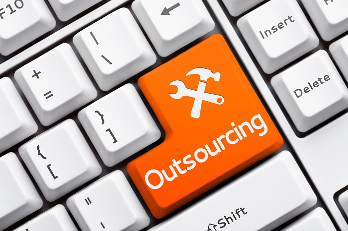 cost of outsourcing service