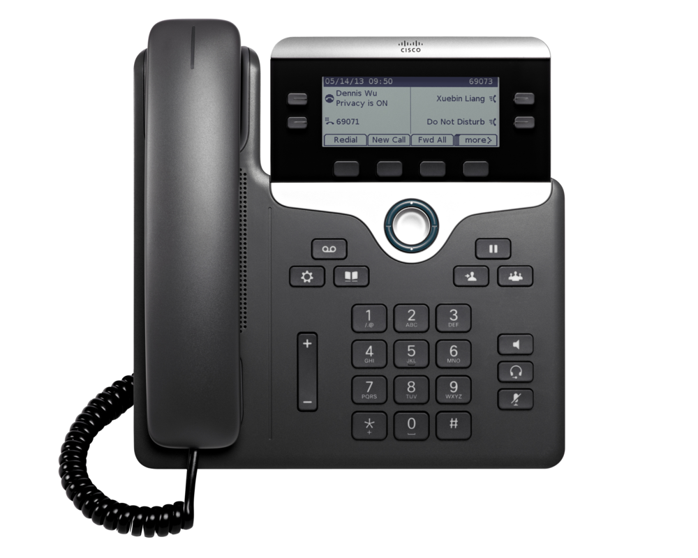 Cisco+Unified+IP+Phone+7841_Front+Facing_Charcoal