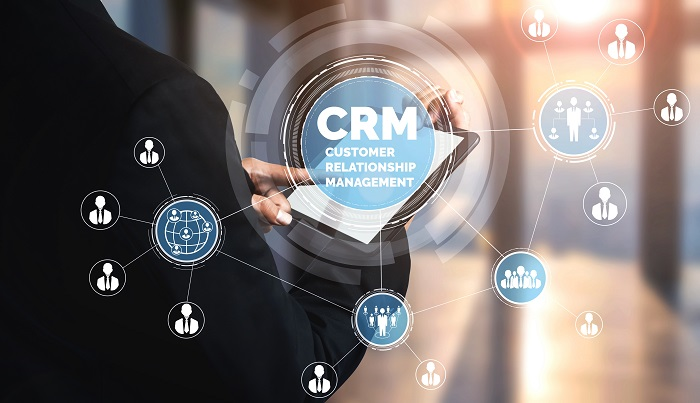 CRM Customer Relationship Management for business sales marketing system