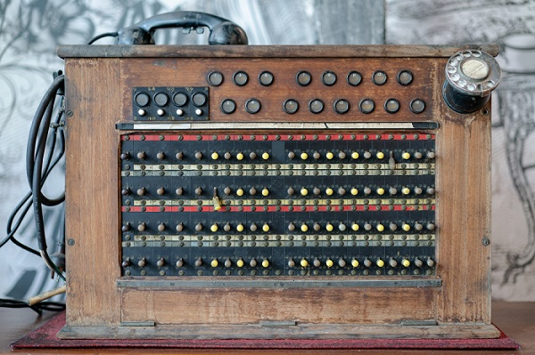 traditional phone system